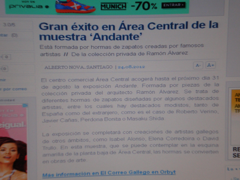 El Correo Gallego - web