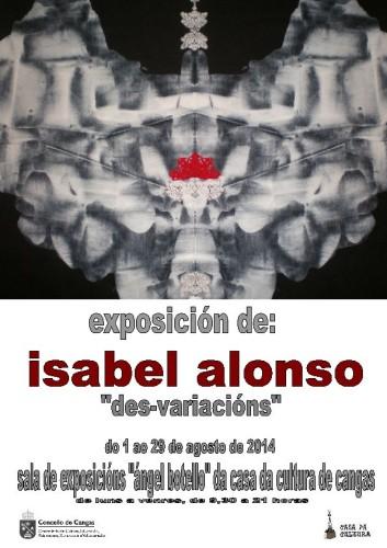 "Exposición en la Sala ""Angel Botello"" de Cangas"