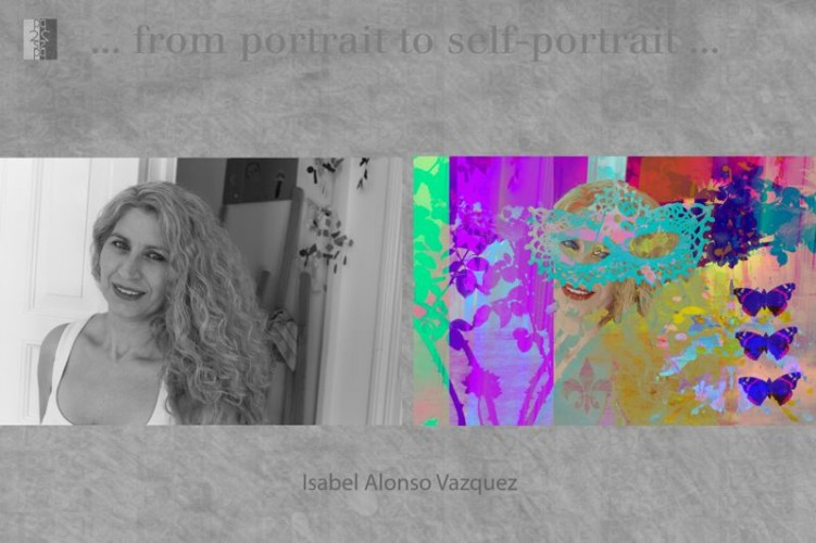 Inauguración de From Portrait to Self Portrait. 23 de octubre de 2014