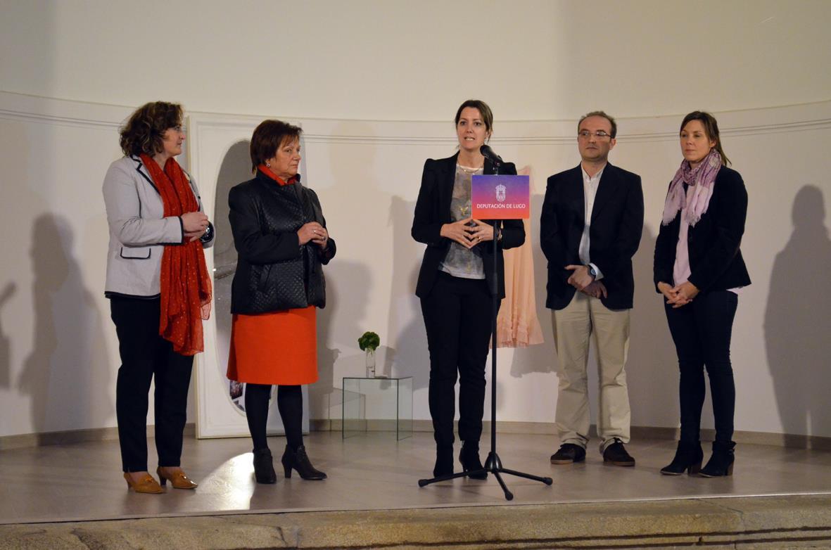 Inauguración de la exposición Rituales