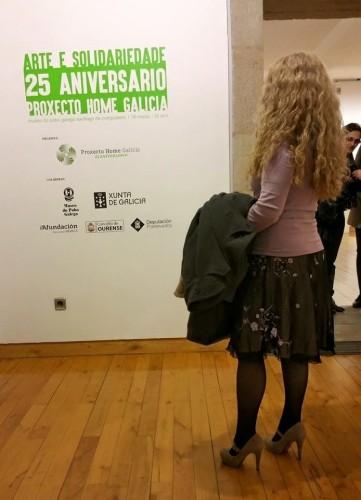 ARTE E SOLIDARIEDADE, Museo do Pobo Galego